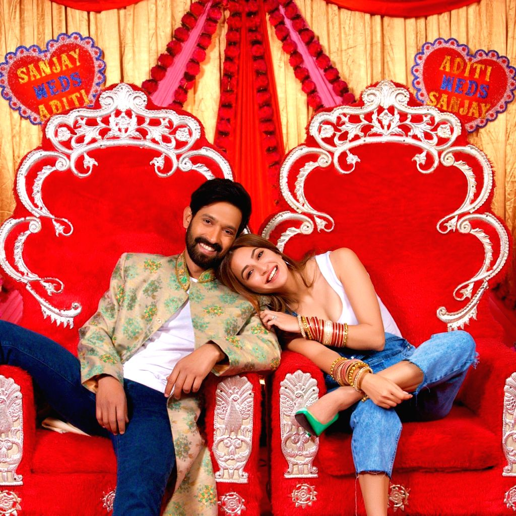 Vikrant Massey, Kriti Kharbanda's film set for July, 2021 release.