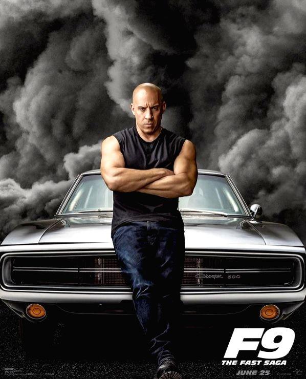 Vin Diesel-starrer 'F9' to screen at Cannes film fest in July (F9 / INSTAGRAM)