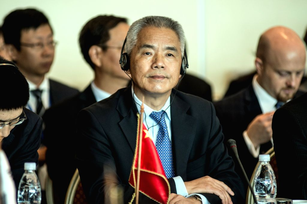 """VINA DEL MAR, March 16, 2017 - Yin Hengmin, China's special representative on Latin American affairs, attends the """"High Level Dialogue on Integration Initiatives in the Asia-Pacific Region: ..."""