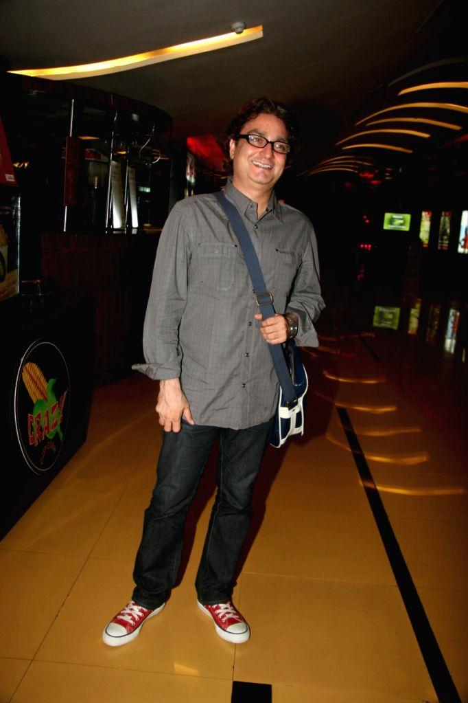 Vinay Pathak at Doomsday film premiere. - Vinay Pathak