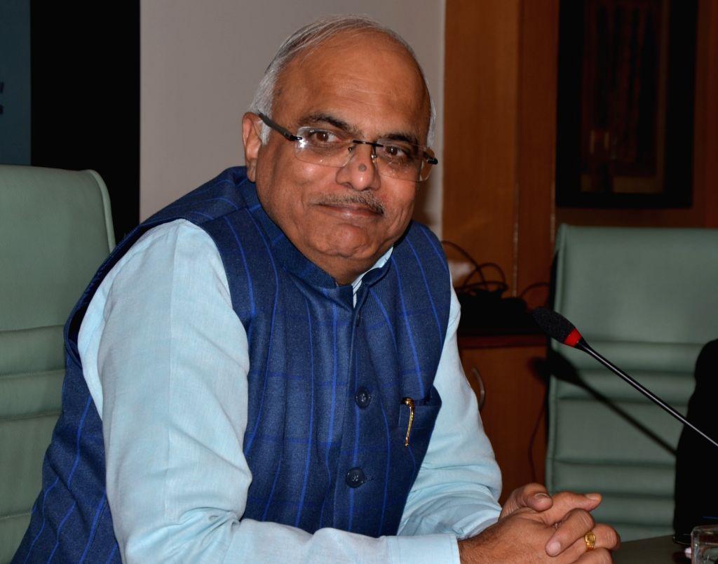Vinay Sahasrabuddhe. (Photo: IANS)