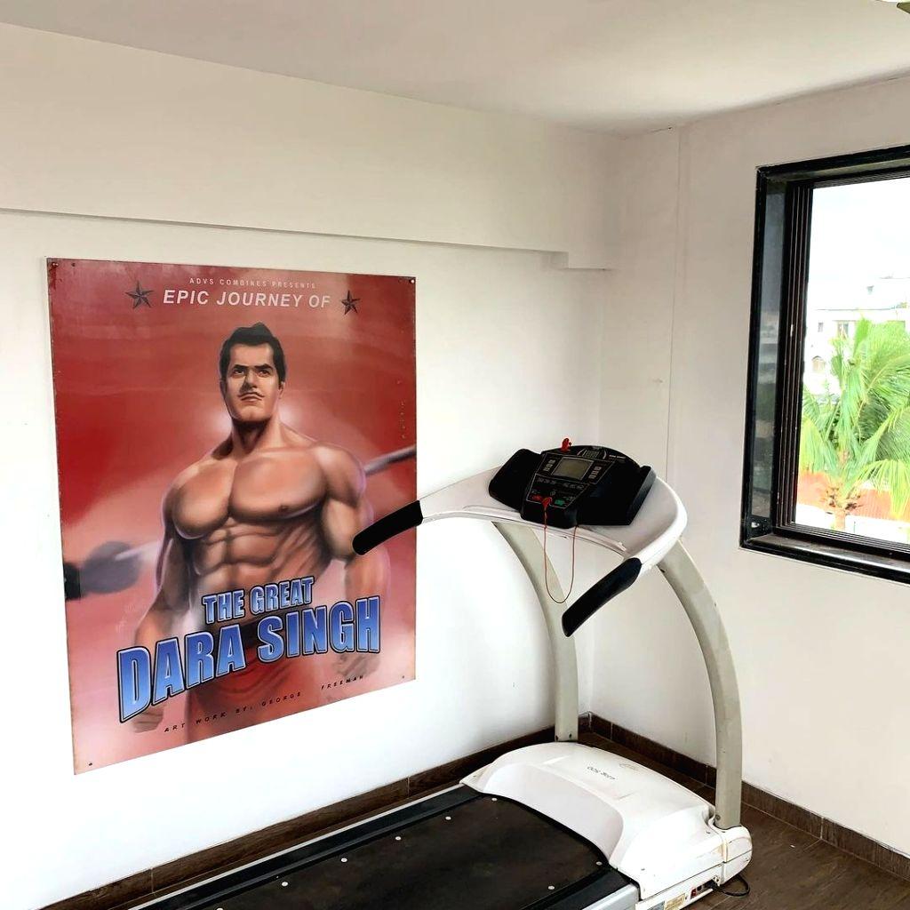 Vindu Dara Singh: Lucky to have grown up in the shadow of a world champion wrestler (Photo:Instagram) - Vindu Dara Singh