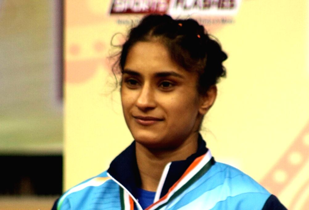 Vinesh Phogat. (File Photo: IANS)