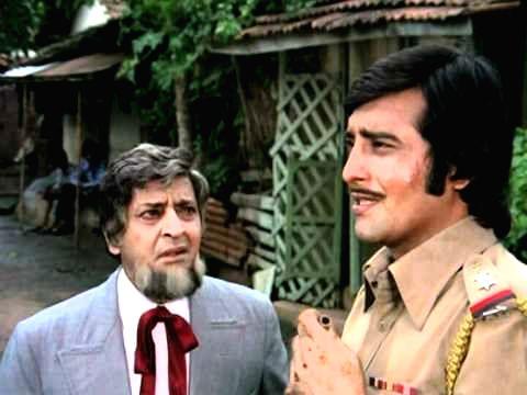 "Vinod Khanna in \""Amar Akbar Anthony\"" - Vinod Khanna"