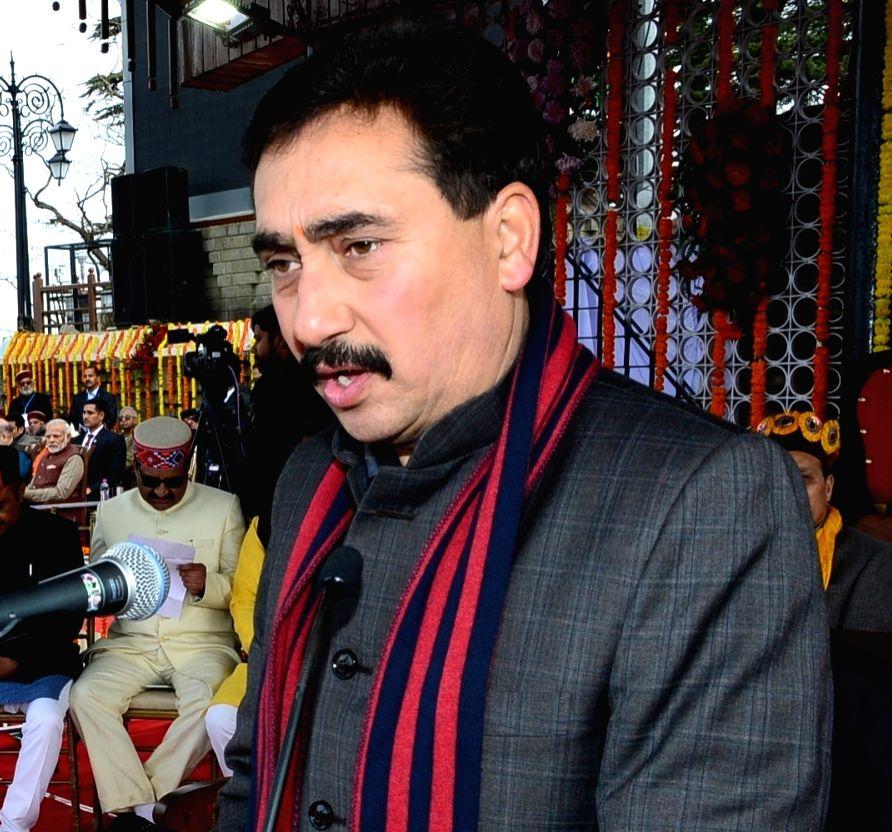 Vipin Singh Parmar. (File Photo: IANS) - Vipin Singh Parmar