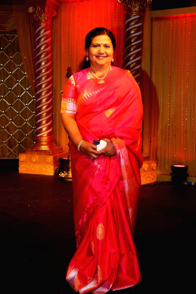 Vipul Shah - Producer, Optimystix Entertainment during the lauch of new TV Serial 'Krishnadasi' in Colors TV Channel in Mumbai. - Vipul Shah