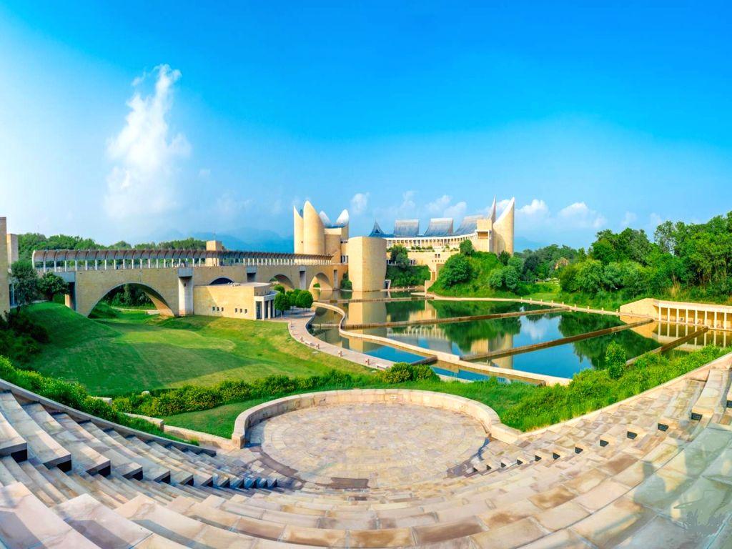 Virasat-e-Khalsa Museum.