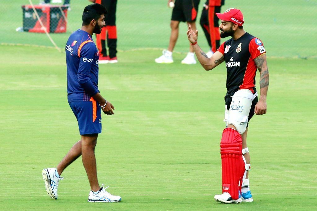 Virat Kohli and Jasprit Bumrah. (Photo: IANS) - Virat Kohli