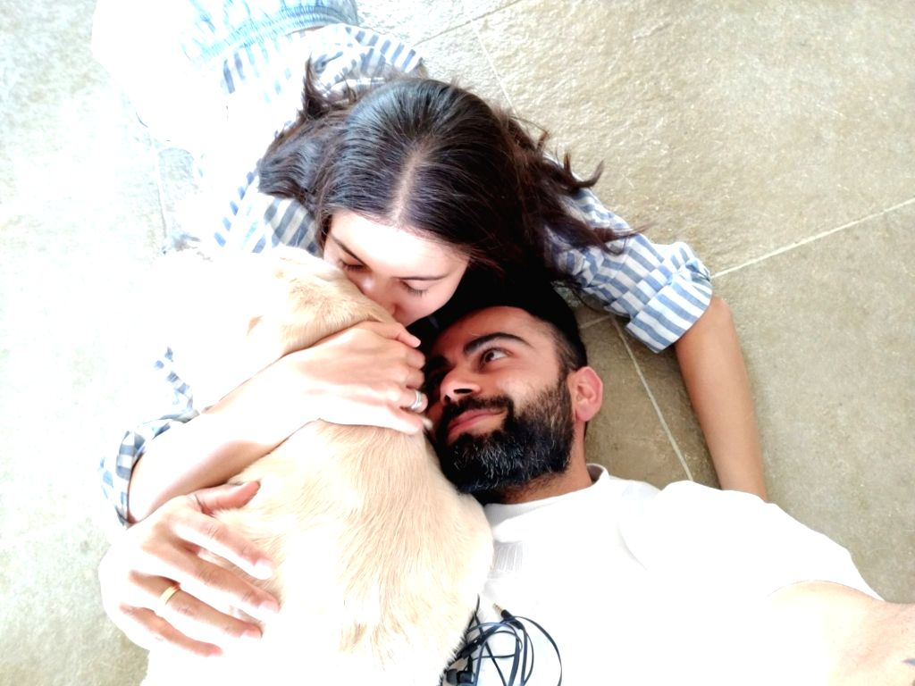 Virat Kohli, captain of the Indian mens cricket team, is currently making most of the family time that he is getting to spend during the lockdown in place amid the coronavirus pandemic.(Photo: Twitter/@imVkohli) - Virat Kohli