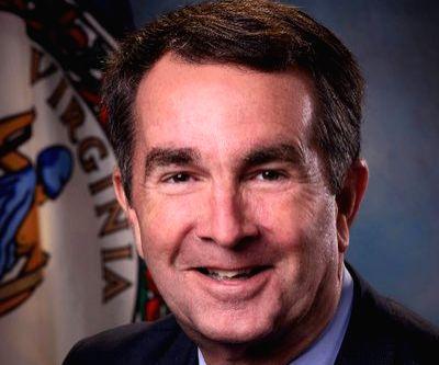 Virginia Governor Ralph Northam.