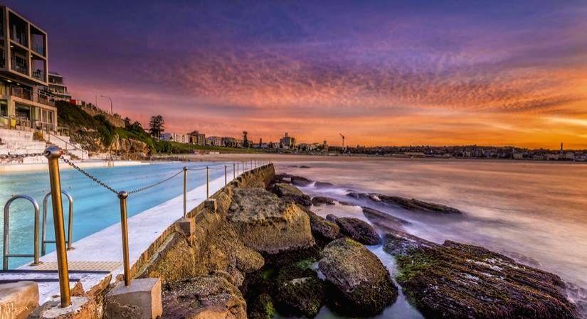 Virtually visit these Australian ocean pools.