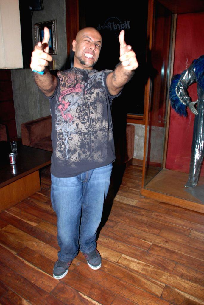 Vishal at Rolling Stone Magazine's 1st Anniversary Bash.