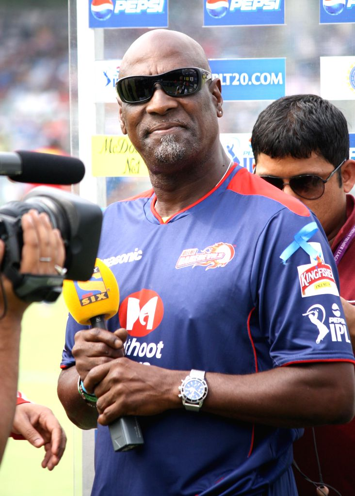 Viv Richards. (Photo: IANS)