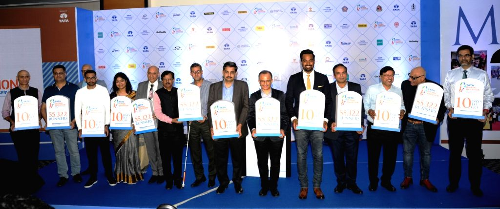Vivek Singh- Jt. MD, Procam International, Apurva Palnitkar-Director Marketing, GoDaddy, Ashish Bhushan, Director, Procam International, Nikhil Arora, VP &MD GoDaddy, Sanjay Sapre- President, ... - Vivek Singh, Nikhil Arora and Deepak Sinha