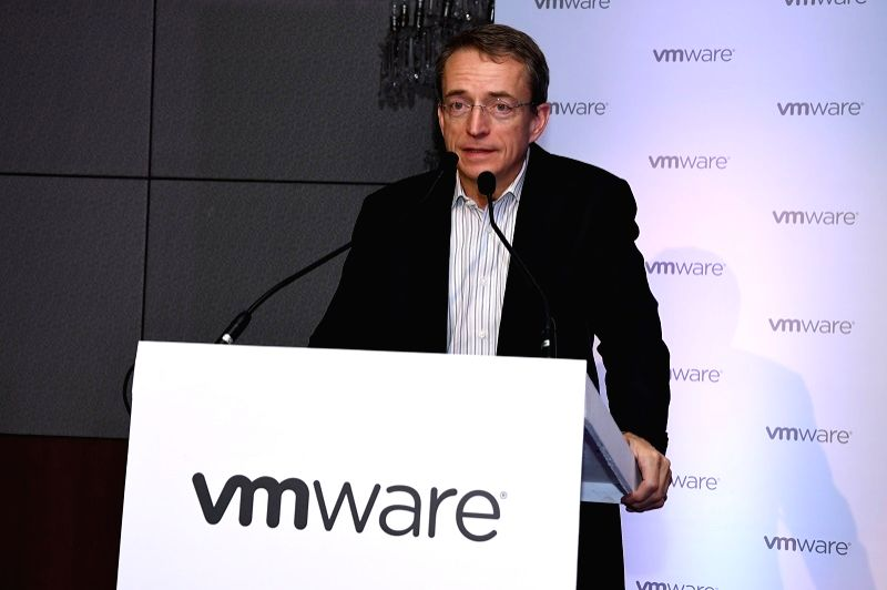 VMware CEO Pat Gelsinger. (Photo: IANS)