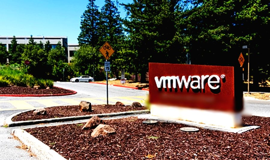 VMware.(photo:https://pixabay.com)