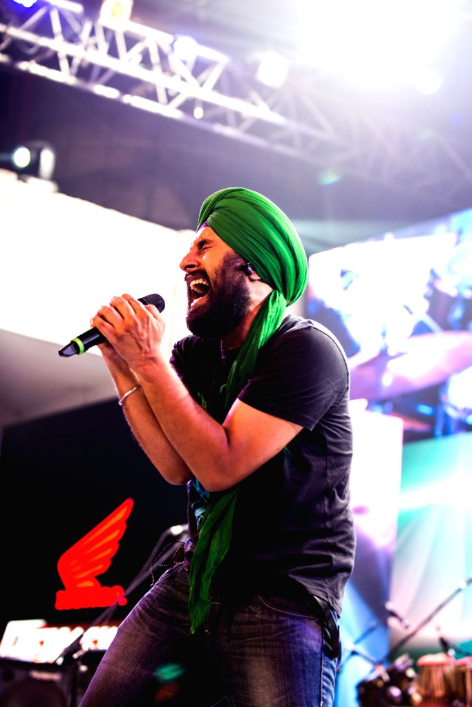 Vocalist IP Singh