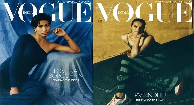 Vogue's We Are The Champions Edition.(photo:IANSLIFE)