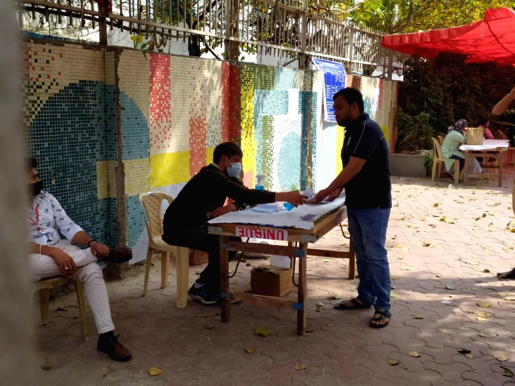 Voting for municipal wards underway in Delhi on 28th February 2021
