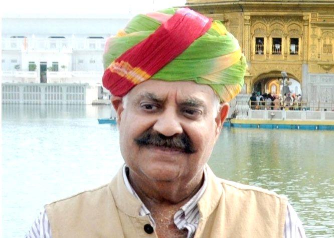 VP Singh Badnore. (File Photo: IANS)