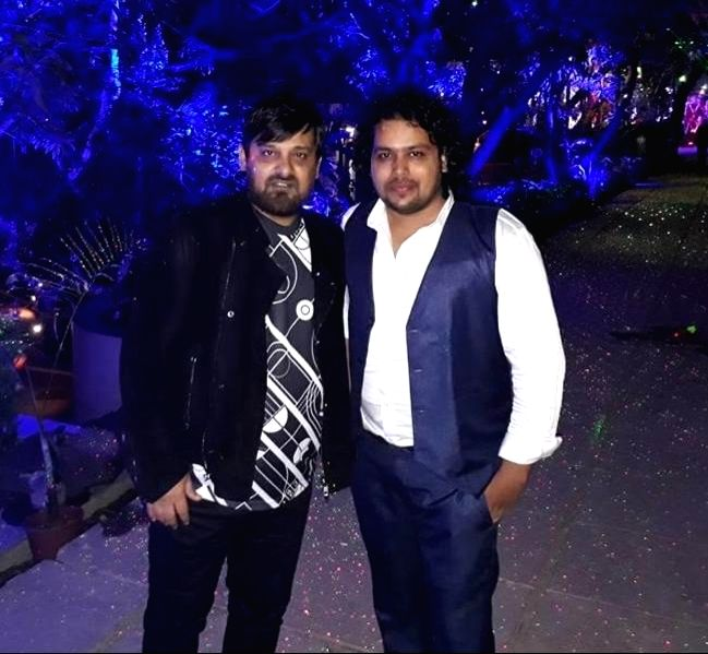 Wajid Bhai treated me like his son: lyricist cousin Danish Sabri.