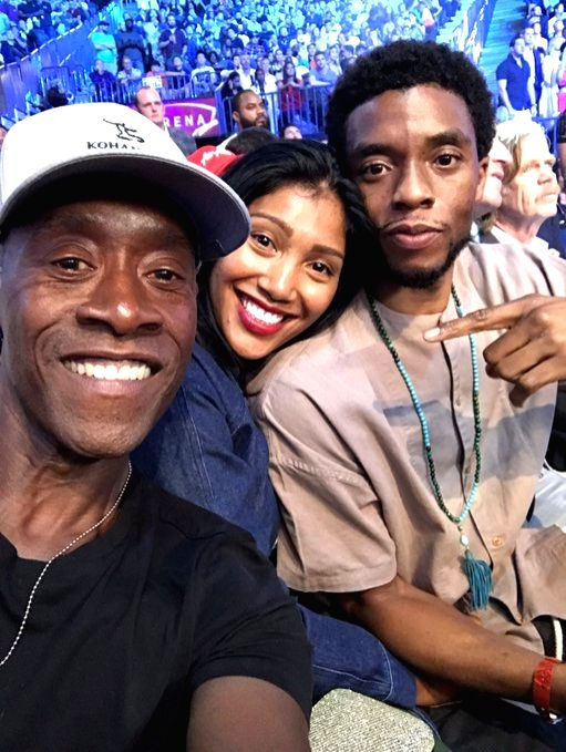 Wakanda forever: Hollywood mourns 'Black Panther' Chadwick Boseman's demise.