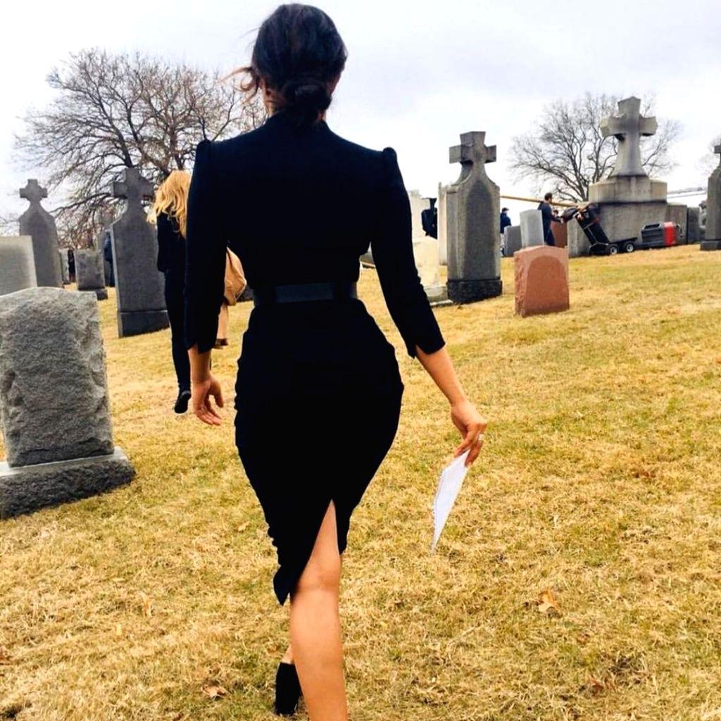 "Walking down the memory lane, Indian actress Priyanka Chopra has drawn a comparison of her shooting preparations between the American show ""Quantico"" and the upcoming adaptation of ""The White Tiger"". - Priyanka Chopra"