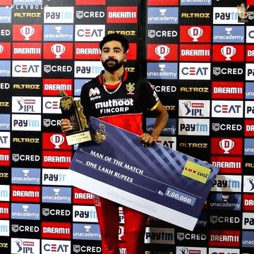 Wanted to deliver a magical performance for RCB: Siraj