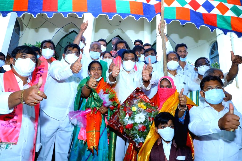 Warangal, Khammam get women mayors, deputy mayors.