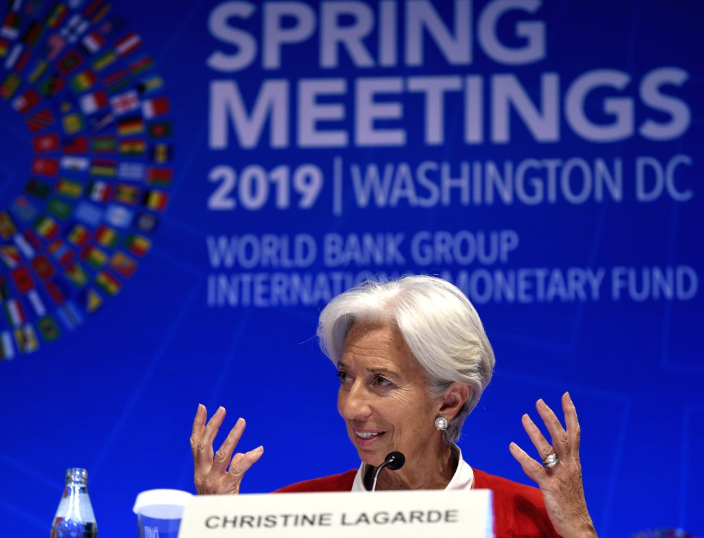 PAKISTAN-QUETTA-BLASTU S -WASHINGTON-IMF-CHRISTINE LAGARDE