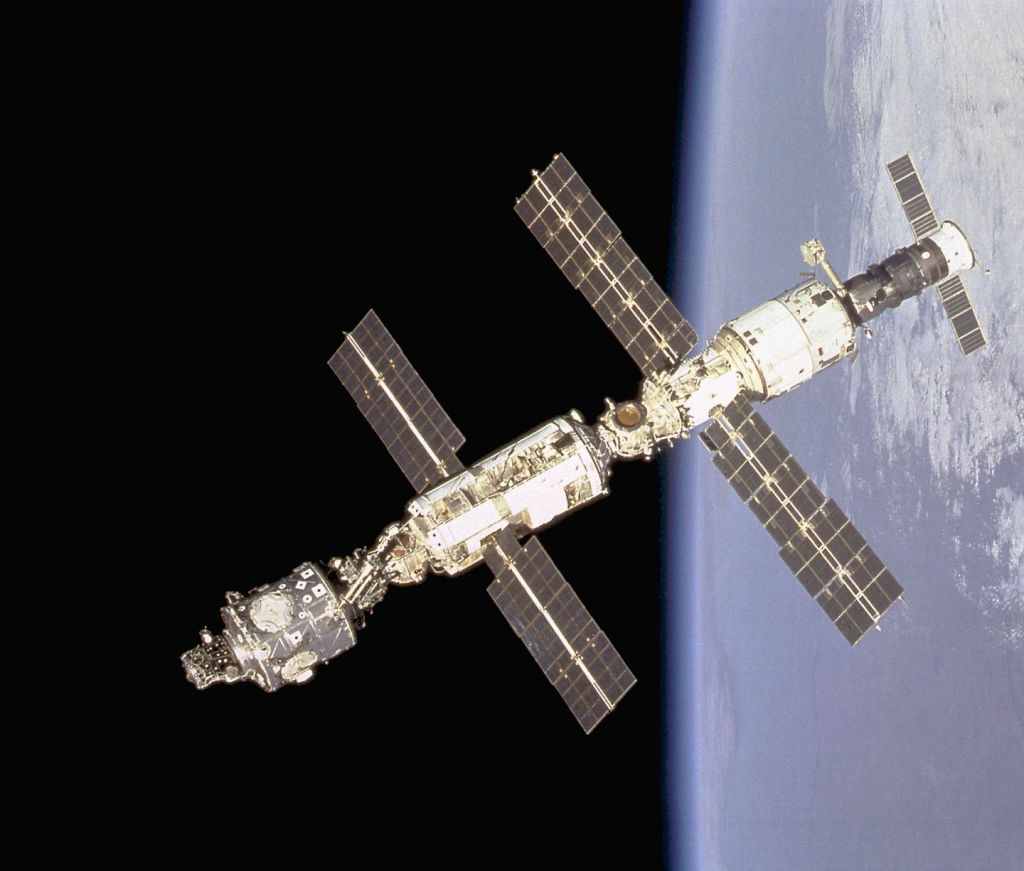Washington, April 17 (IANS) Three crew members of the International Space Station (ISS) returned to Earth on Friday after spending several months in the orbiting laboratory, NASA said.