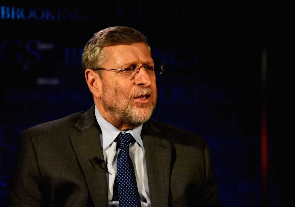 WASHINGTON D.C., March 14, 2019 - David Dollar, a senior fellow in the John L. Thornton China Center at the Brookings Institution, receives an interview in Washington D.C., the United States, on ...