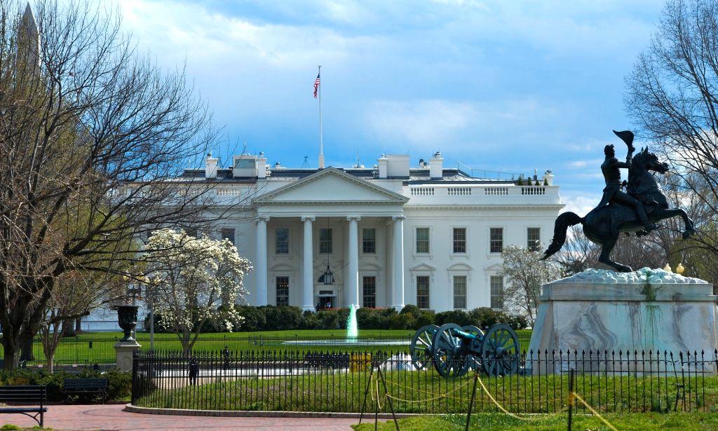 Washington D.C. White House. (File Photo: IANS)