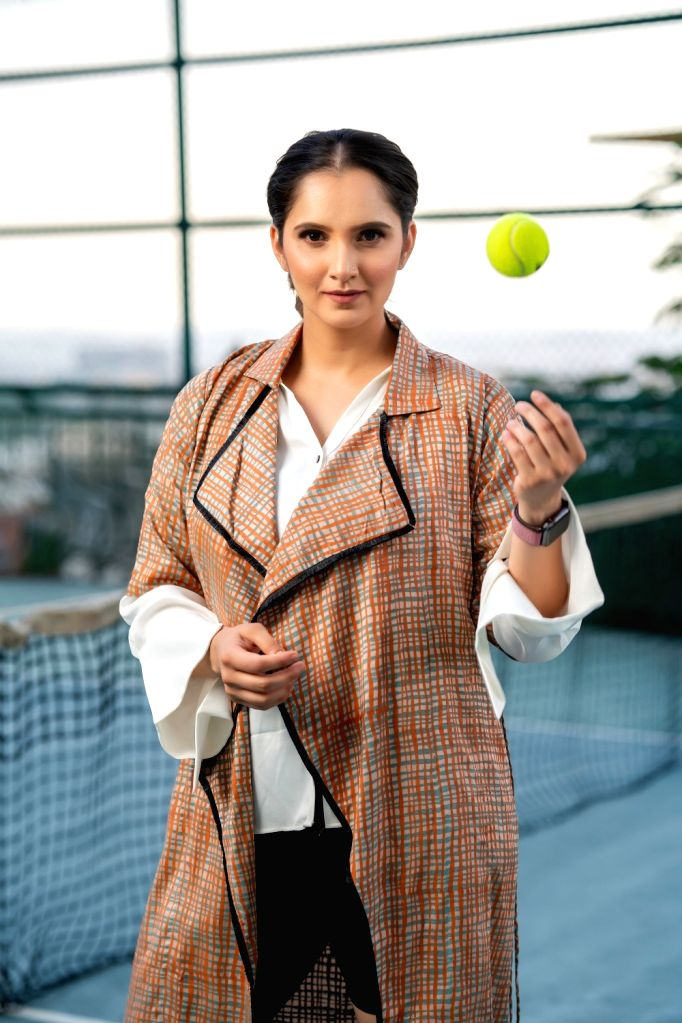 Wasn't sure about playing again as I had gained 23kg during pregnancy: Sania.