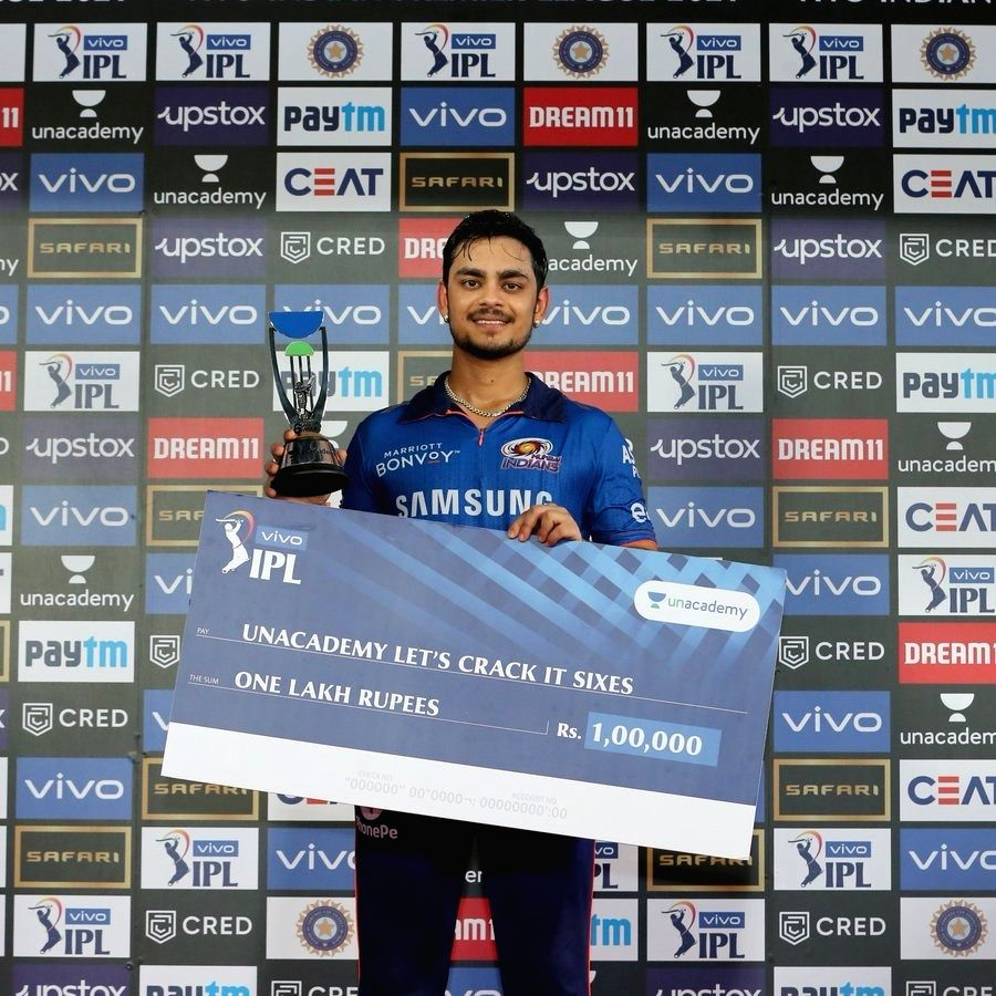 Watching videos of his old knocks helped Ishan Kishan rediscover touch