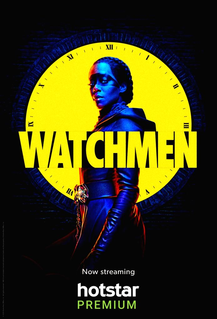 """""""Watchmen"""" creator Damon Lindelof says the series examines how a society feel about heroes and about people who wear masks and fight crime. With HBO's """"Watchmen"""", Lindelof brings to life a series that embraces the nostalgia of the original graphic"""