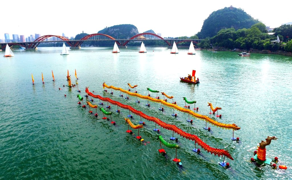 Water carnival to kick off from Sept 29 in China.