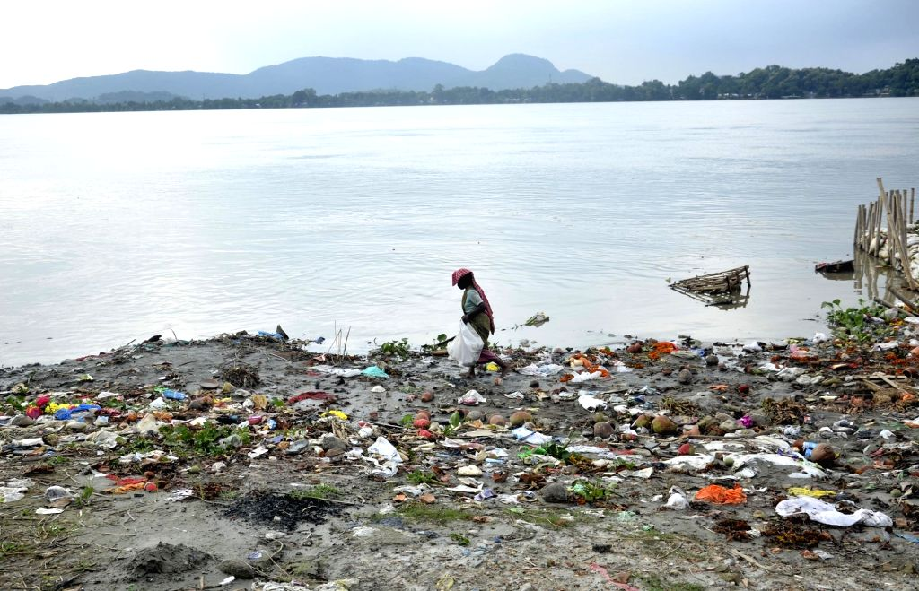 Water pollution. (File Photo: IANS)