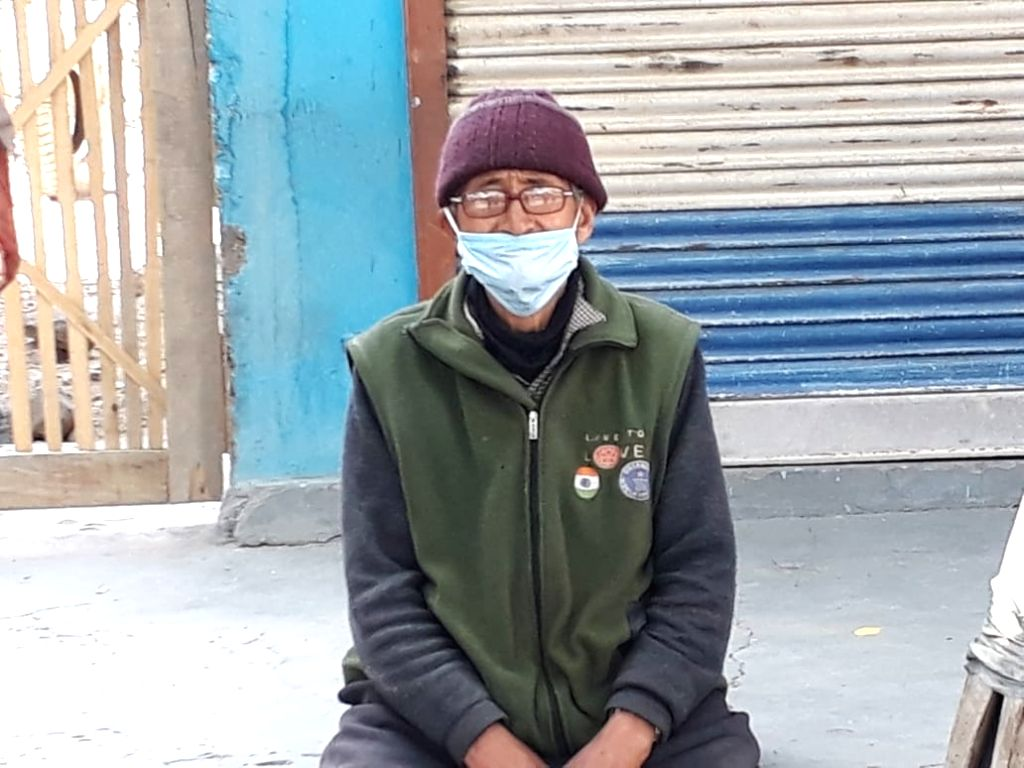 We are ready to sacrifice ourselves for country, say porters in Ladakh (Spl Ground Report From Leh).