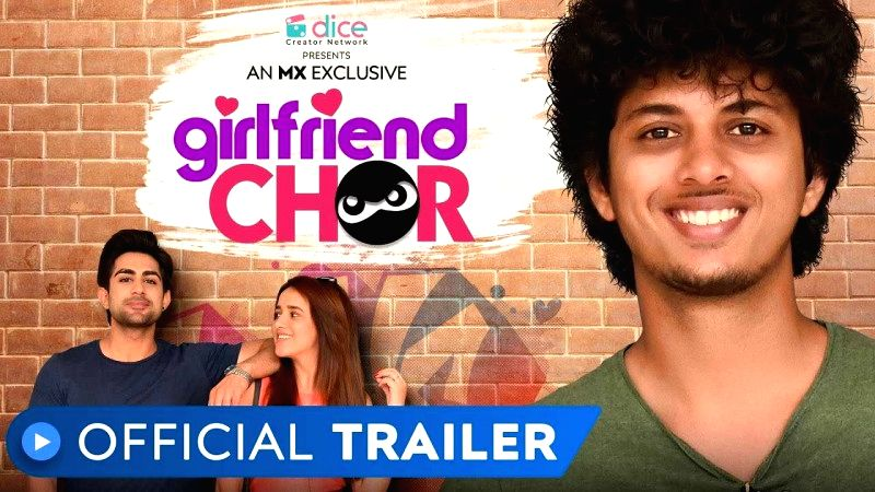 "Web series ""Girlfriend Chor""."