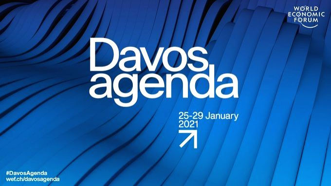 WEF announces dates, theme for Davos Agenda 2021 (Credit: twitter.com/wef)