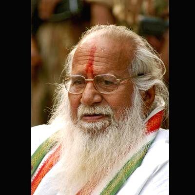 Well-known Hindi litterateur and Padma Shri awardee Giriraj Kishore.