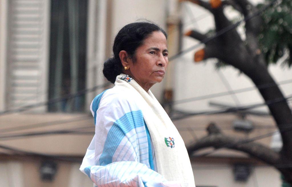 West Bengal Chief Minister and Trinamool Congress supremo Mamata Banerjee. (File Photo: IANS) - Mamata Banerjee
