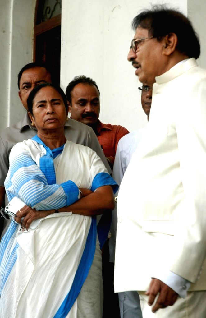 West Bengal Chief Minister Mamata Banerjee during the budget session at West Bengal Assembly in Kolkata on June 17, 2016. - Mamata Banerjee