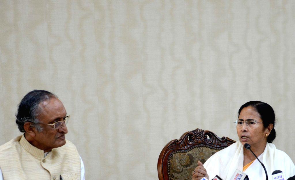 West Bengal Chief Minister Mamata Banerjee. (File Photo: IANS) - Mamata Banerjee