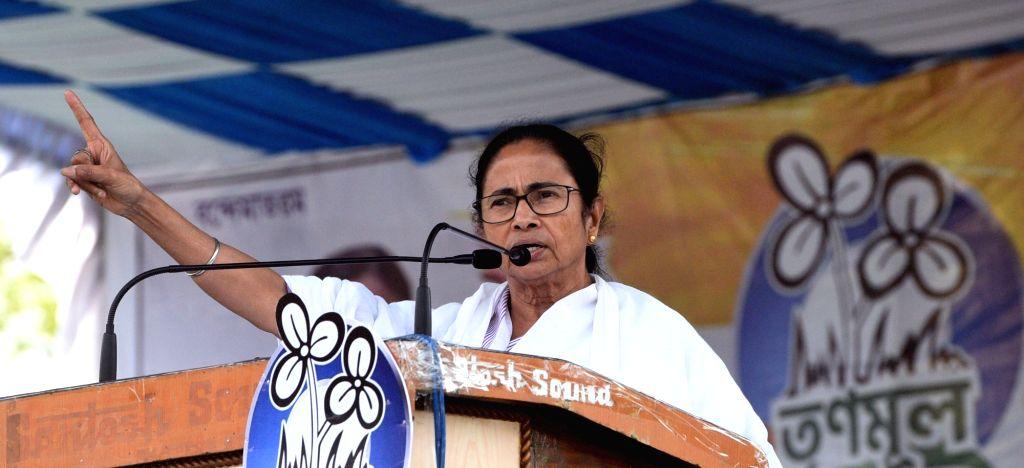 West Bengal Chief Minister Mamata Banerjee. (Photo: IANS) - Mamata Banerjee