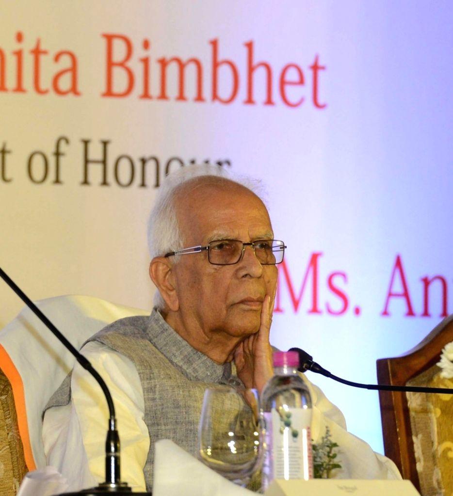 West Bengal Governor Keshri Nath Tripathi. (File Photo: IANS) - Keshri Nath Tripathi