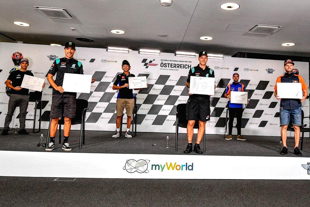 Wet race awaits Quartararo and Co at Motorrad Grand Prix.