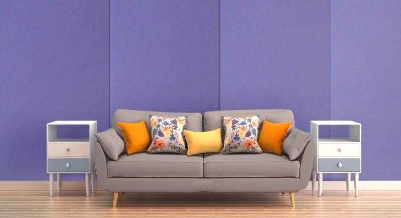 What colour palettes reveal about rooms.(photo:IANSLIFE)