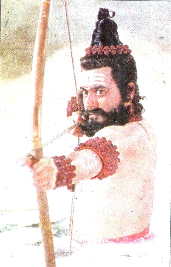 When Hema Malini and Roopa Ganguly failed to recognize Nitish Bharadwaj. - Hema Malini